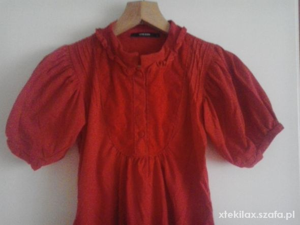 Romantyczna czerwona Vero Moda M...