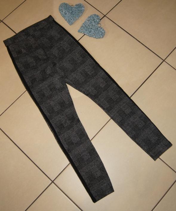 Spodnie rurki skiny jegginsy damskie rozm 34 36