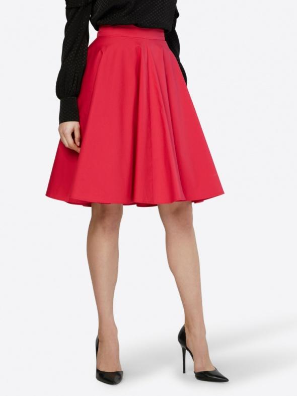 Nowa spódnica Mint&Berry 38 M czerwona