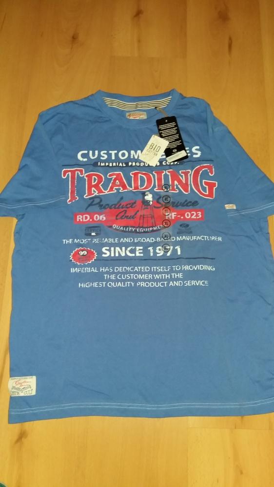 Męska młodzieżowa koszulka XL nowa z metką baweł