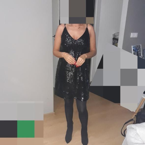 Sukienka cekiny ml