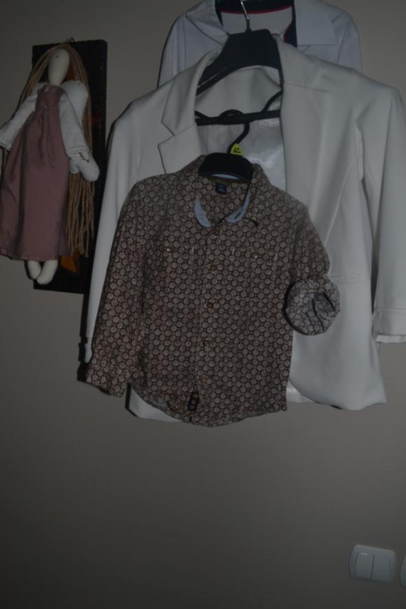 Gap 4T Koszula brązowa 104cm 98cm 3 4 latka