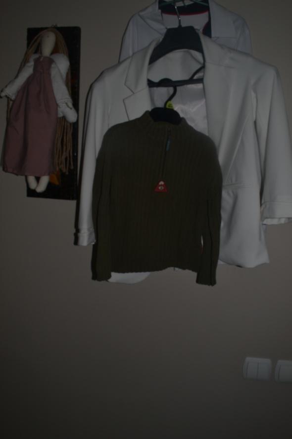Sweterek Bluza khaky 98cm 104cm 3 4 lata Smily