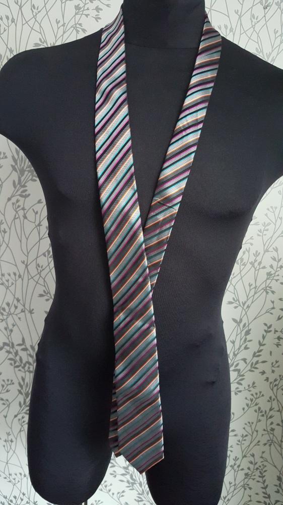 Kolorowy krawat Next