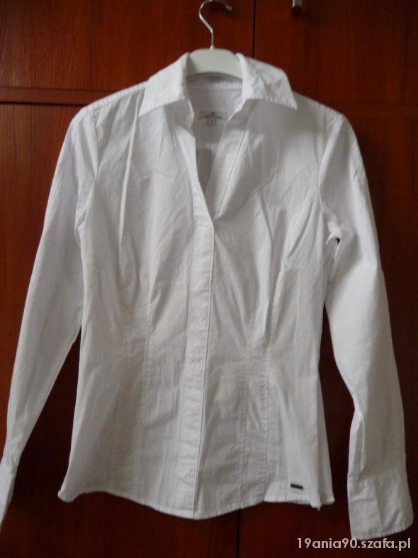 Biała koszula Tom Tailor