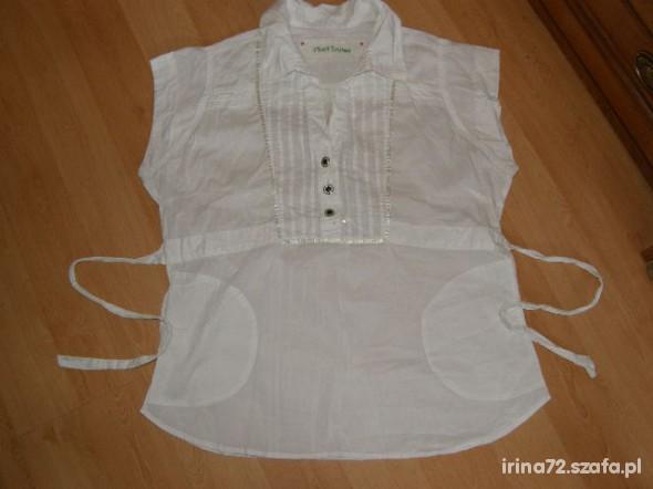 Stylowa biała koszula RIVER ISLAND 42