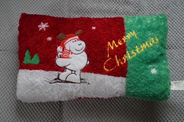 poduszka świąteczna