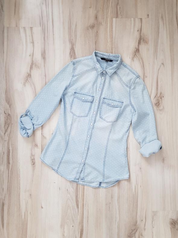 Jasna koszula jeansowa Reserved 36 S