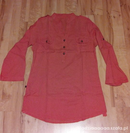 Koszulatunika w intensywnym kolorze