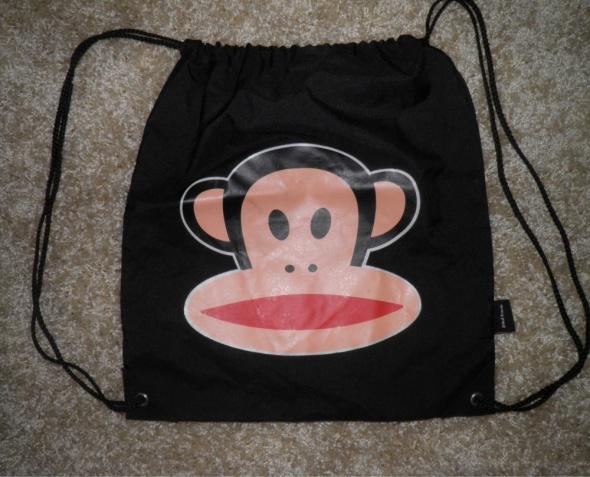 Torba worek plecak małpa Paul Frank...