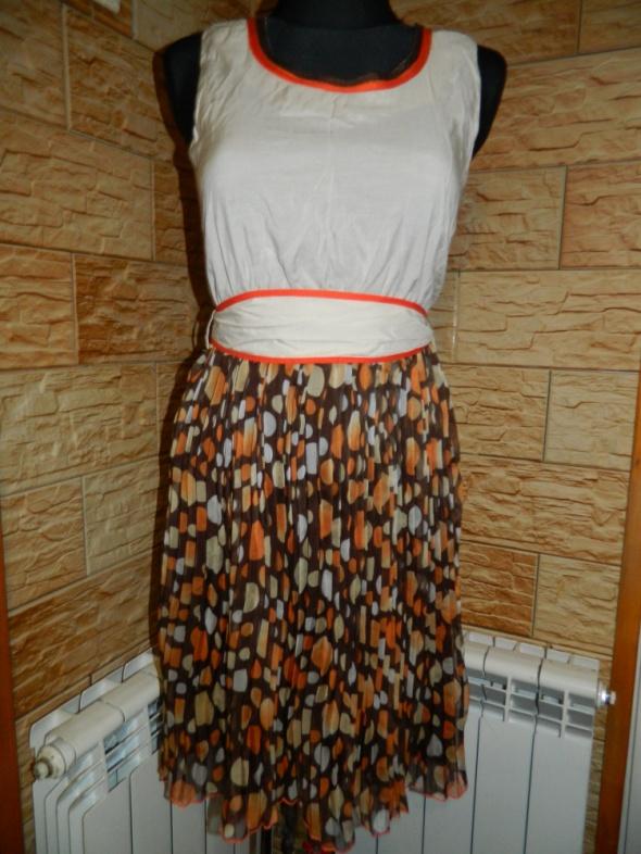 Sophy Line sukienka plisowana roz S