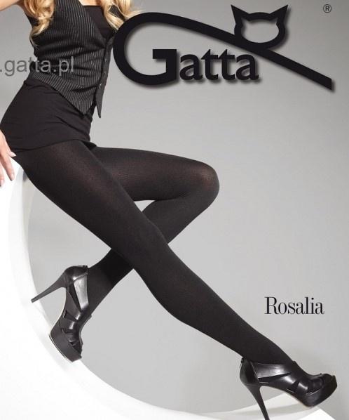 GATTA Rosalia rajstopy 600den bardzo ciepłe POLAROWE