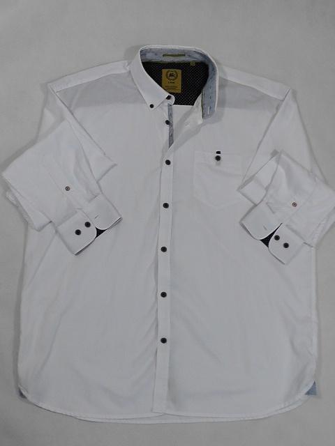 LINK koszula męska biała rozm XL