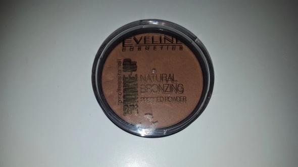 Eveline Natural Bronzing Pressed Powder Puder brązujący...