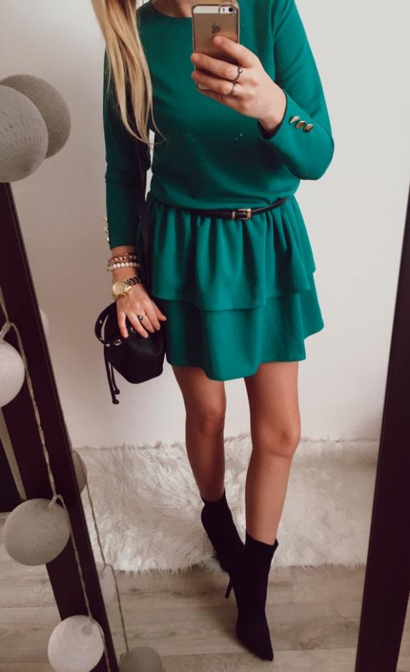 Eleganckie Green go