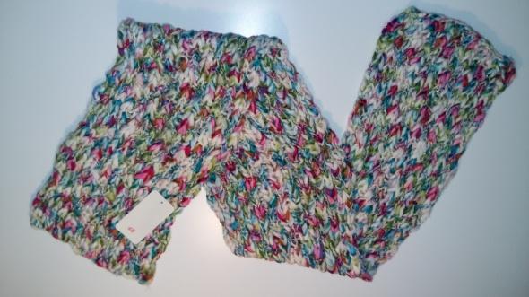 Megakolorowy szalik