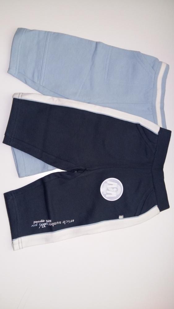 Spodnie dresowe chłopięce 2PAK...