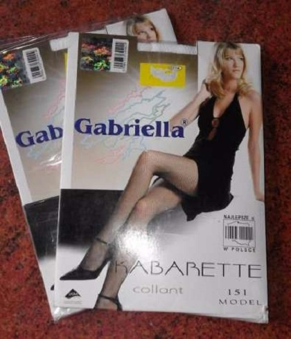 Kabaretki Gabriella Bianco r 3 i 4