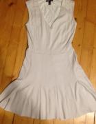 Mango suit piękna sukienka xs s