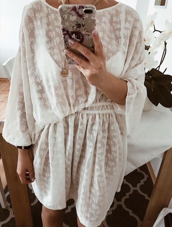 H&M cudowna sukienka boho