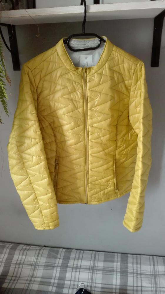 Reserved nowa pikowana kurtka...