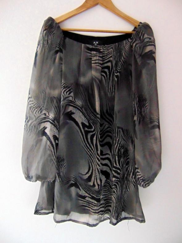 Damska sukienka tunika bluzka AX Paris 12 40 L...