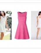 Sukienka żakardowa XS...