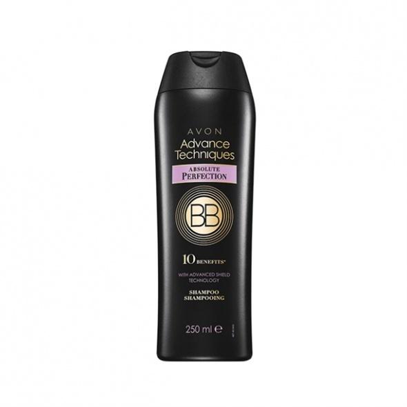 Upiększający szampon BB AT Absolute Perfection