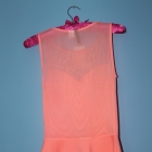 H&M nowa neonowa baskinka bluzka top XS S summer lato