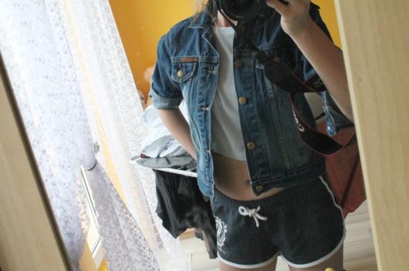 Odzież wierzchnia Kurteczka jeansowa rozmiar S nie H&M nie New Look