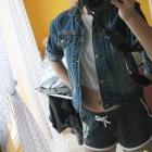 Kurteczka jeansowa rozmiar S nie H&M nie New Look