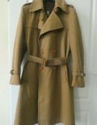 Wełniany płaszcz 97 procent Kamel...