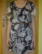 Sukienka we wzorki Ver Moda 38 40 42 M L XL