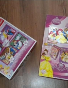 puzzle trefl barbie księżniczki 3D...