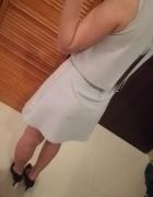 Szara sukienka Mohito...