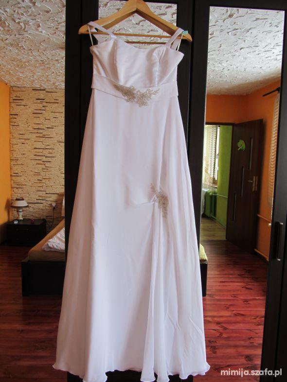 suknia ślubna 38 40