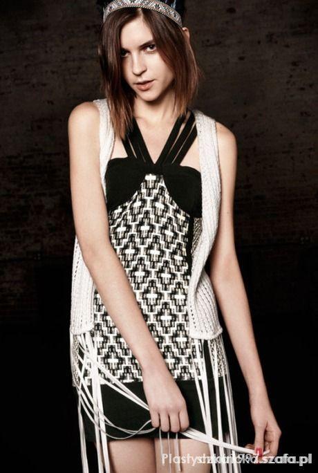 H&M Aztec Fashion Against Aids XS S M
