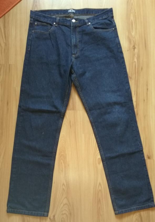 Nowe proste jeansy spodnie męskie 36