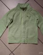bluza RESERVED 122 zielona...