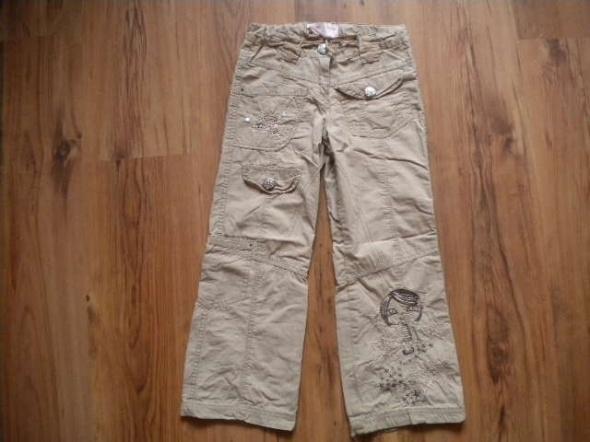 spodnie Reserved rozmiar 116...