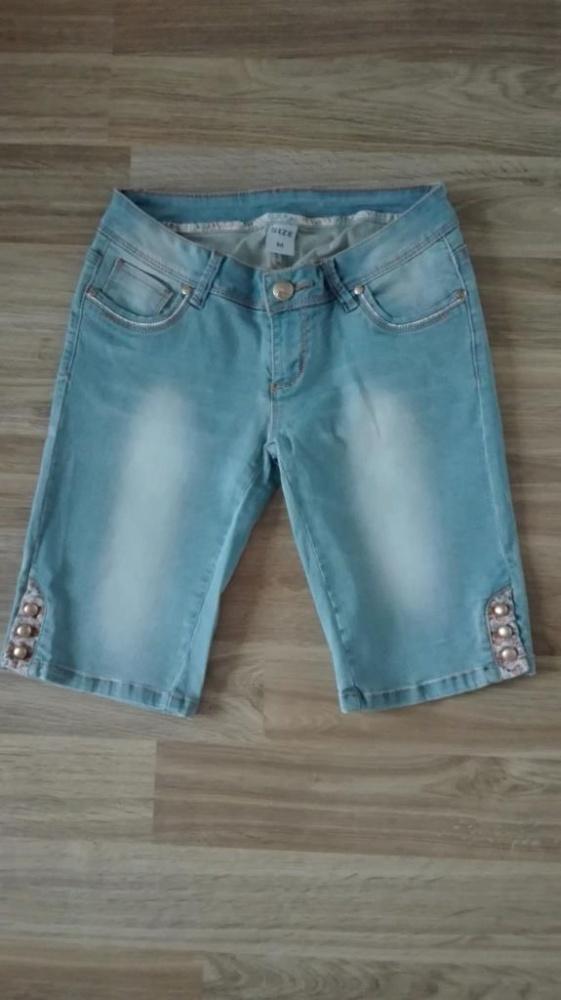 spodenki jeansowe M