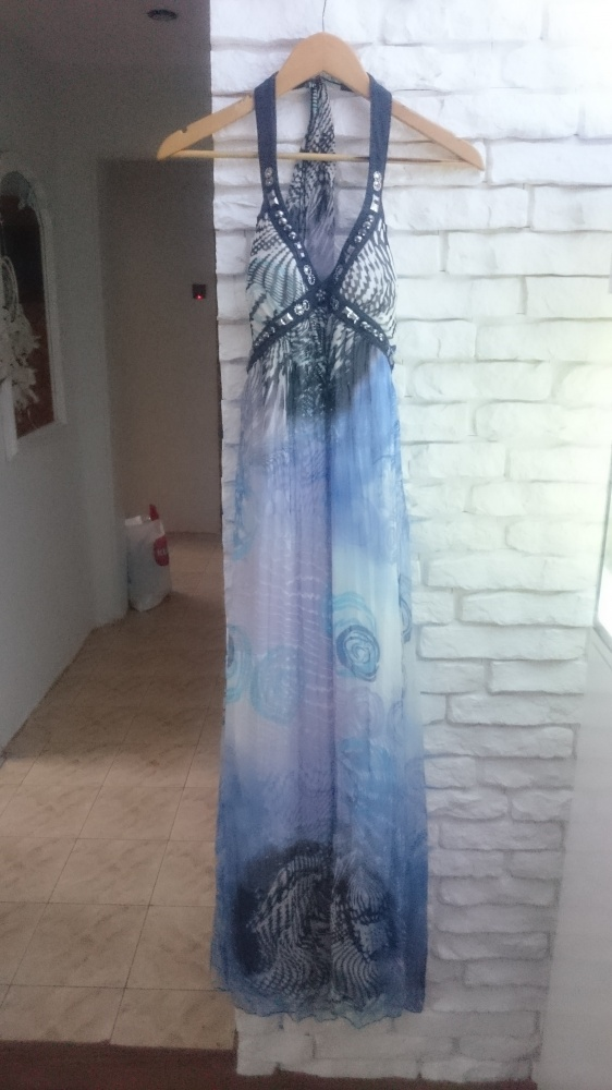 Sukienka maxi 38...