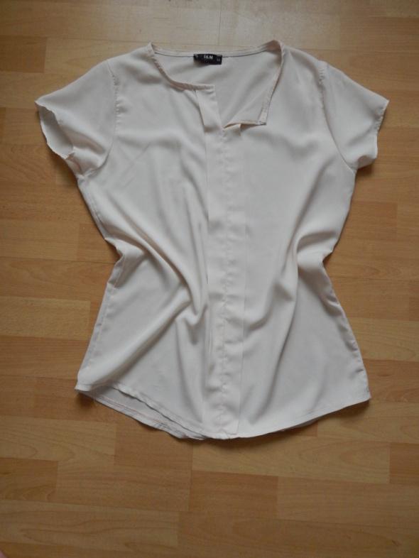 Pudrowa bluzka