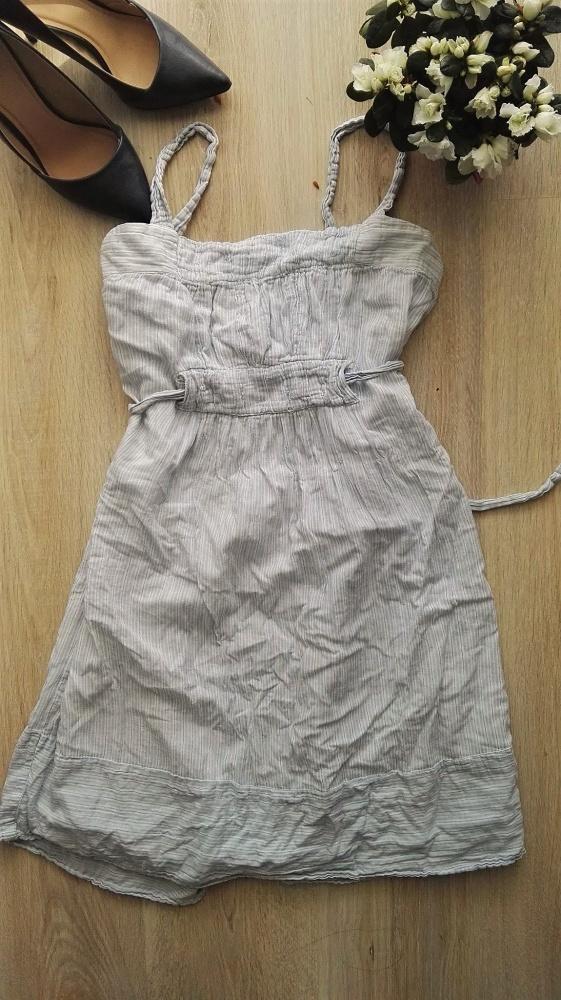 ZARA śliczna lekka sukienka rozmiar 38
