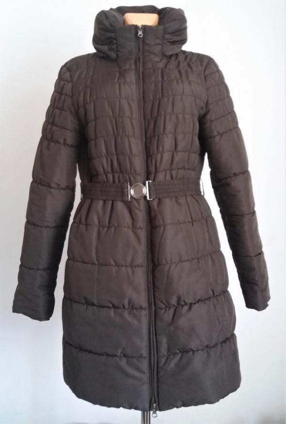 Odzież wierzchnia kurtka płaszcz brązowy Vero Moda rozm L