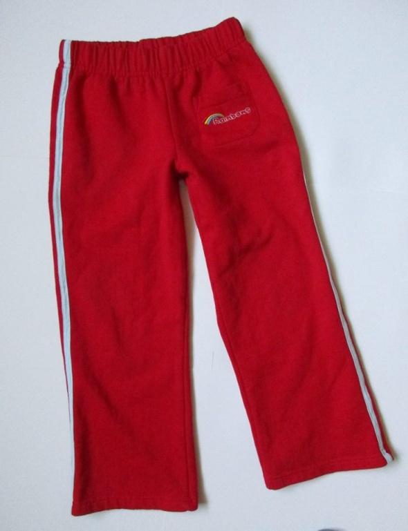 spodnie dresowe na rozm ok 110