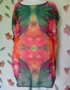 kolorowa letnia bluzka...