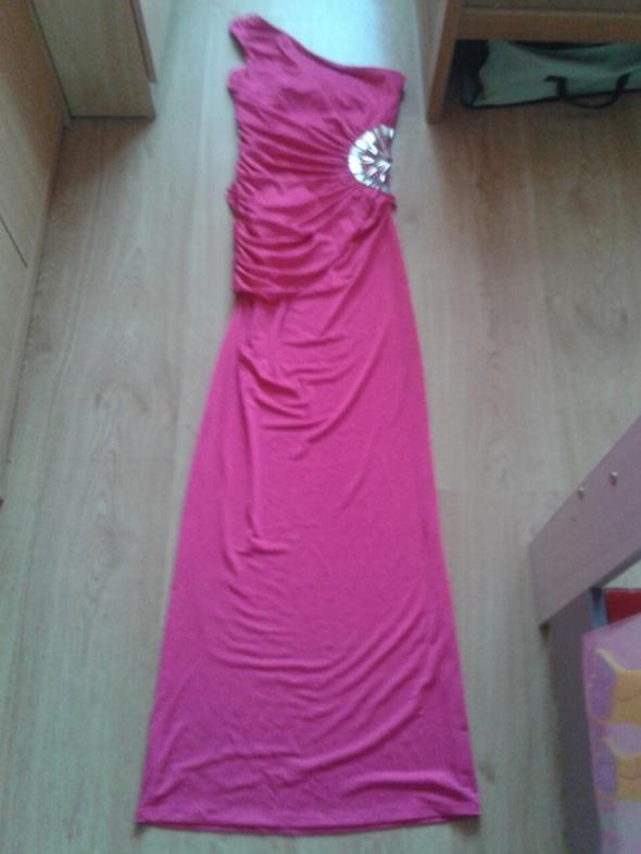 Dluga suknia rozm 8...