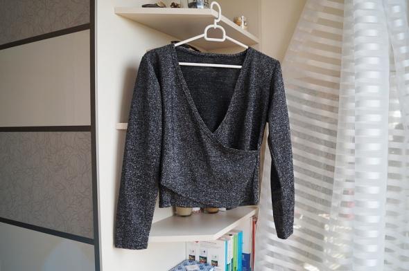 Błyszcząca bluzeczka M