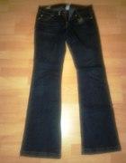 spodnie tally weijl dżins...